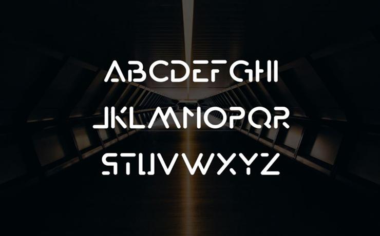 Exodar Font Family Download