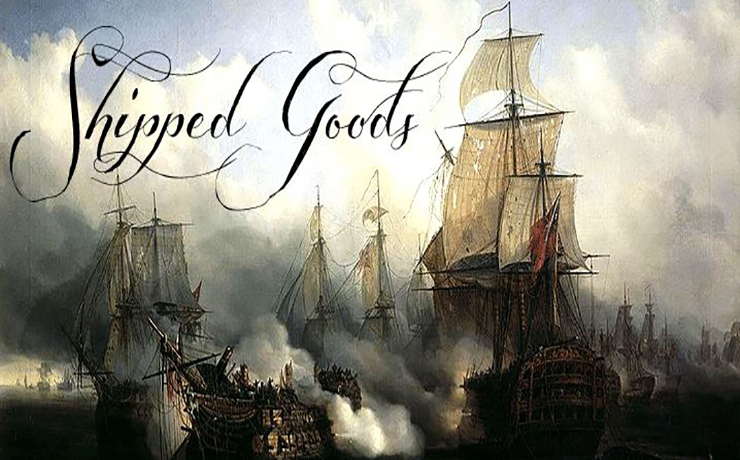 Shipped Goods Font Free Download