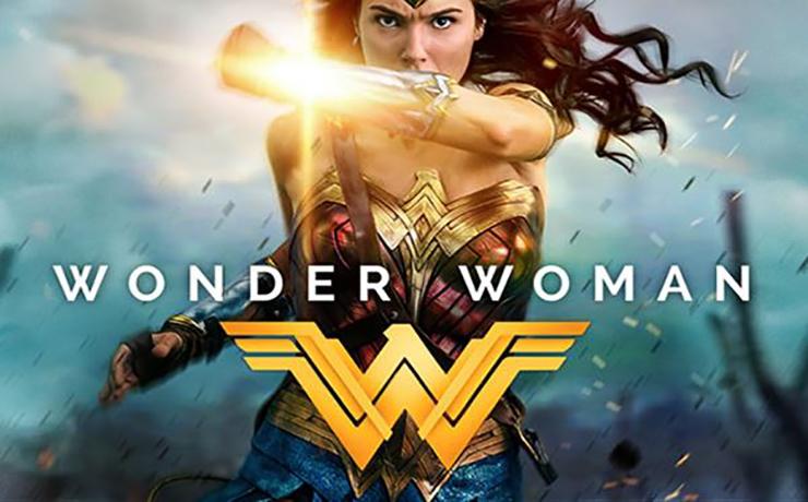 Wonder Woman Font Family Free Download