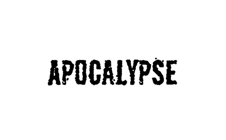 Apocalypse Font Family Free Download