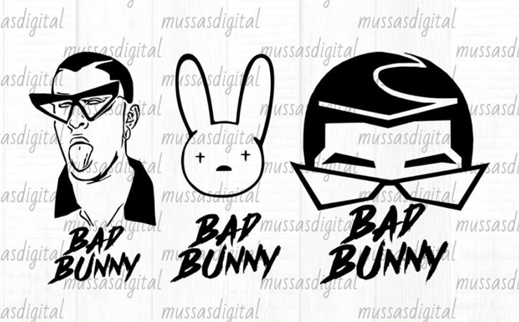 Bad Bunny Font Family Download