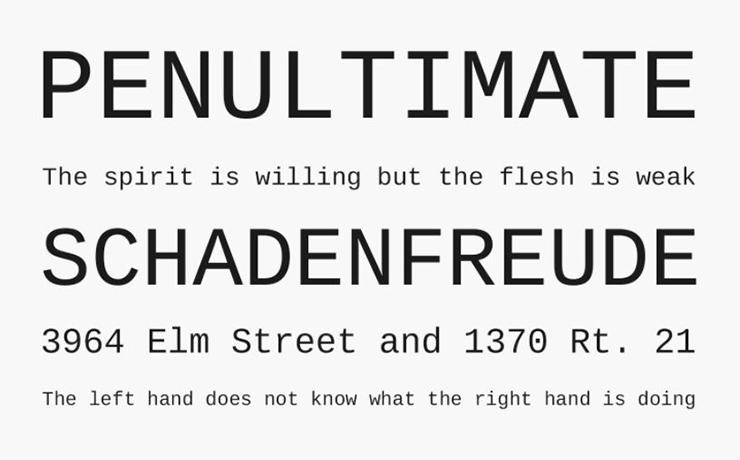 Cousine Font Family Download