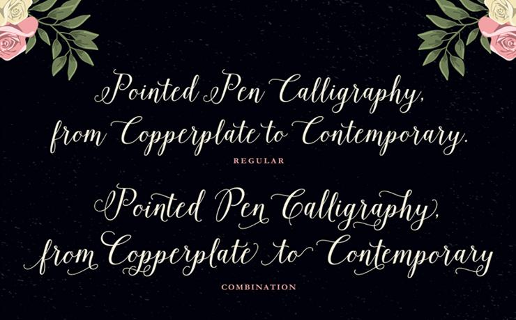 Isabella Script Font Free Download