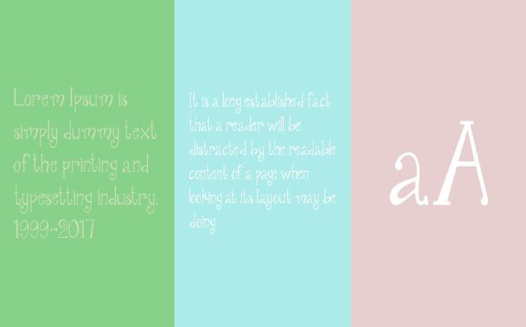 Janda Quirkygirl Font Free Download