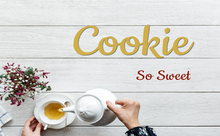 Cookie Font Family Free Download