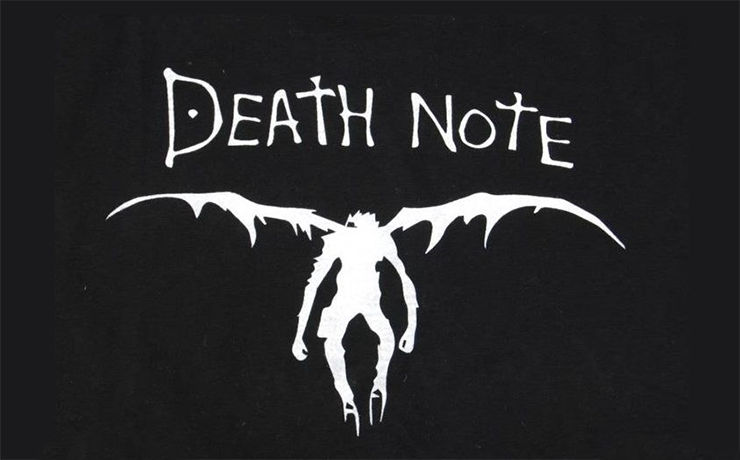 Death Note Font Family Free Download