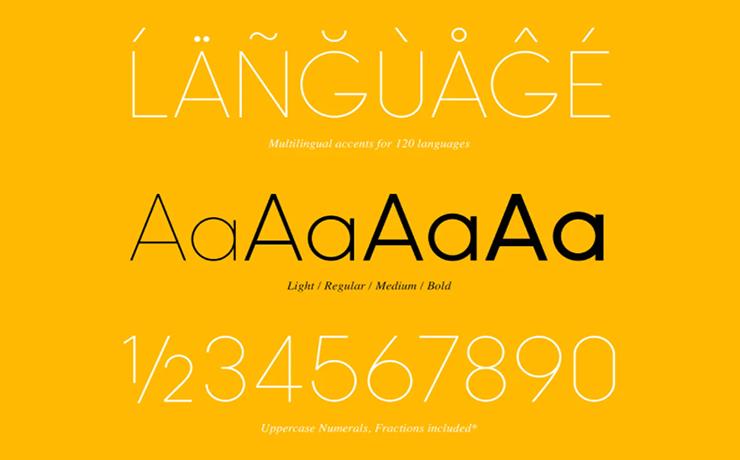 Omega Sans Font Free Download